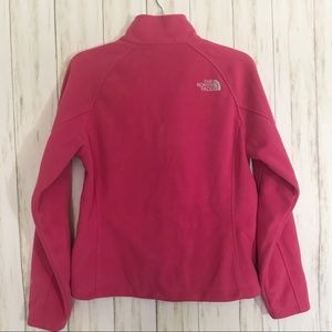 The North Face Jackets & Coats - The North Face Pink Windwall Jacket | Size Small